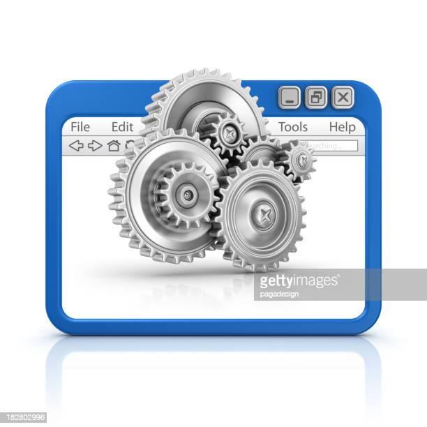 gears in browser