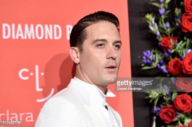 Eazy attends Rihanna's 5th Annual Diamond Ball at Cipriani Wall Street on September 12 2019 in New York City