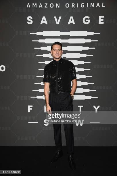 Eazy attends Savage X Fenty Show Presented By Amazon Prime Video Arrivals at Barclays Center on September 10 2019 in Brooklyn New York