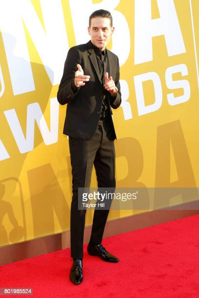 Eazy attends the 2017 NBA Awards at Basketball City Pier 36 South Street on June 26 2017 in New York City