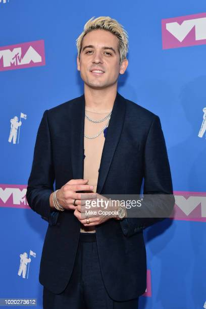 Eazy attends the 2018 MTV Video Music Awards at Radio City Music Hall on August 20 2018 in New York City