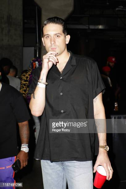 Eazy attends the 2019 BET Experience STAPLES Center Concert Sponsored By CocaCola at Staples Center on June 21 2019 in Los Angeles California