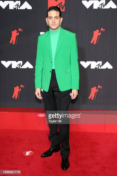 Eazy attends the 2021 MTV Video Music Awards at Barclays Center on September 12, 2021 in the Brooklyn borough of New York City.