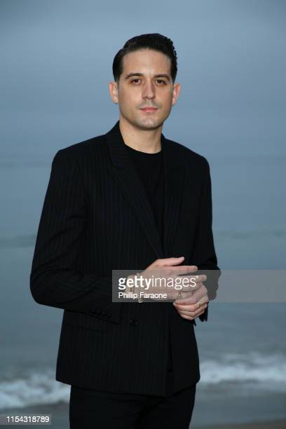 Eazy attends the Saint Laurent Mens Spring Summer 20 Show on June 06 2019 in Malibu California