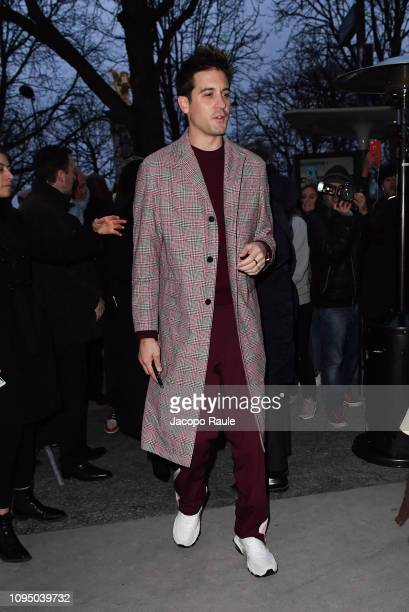 Eazy attends the Valentino Menswear Fall/Winter 20192020 show as part of Paris Fashion Week on January 16 2019 in Paris France