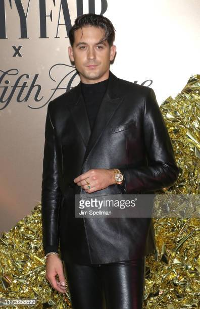 Eazy attends the Vanity Fair's 2019 Best Dressed List at L'Avenue on September 05 2019 in New York City