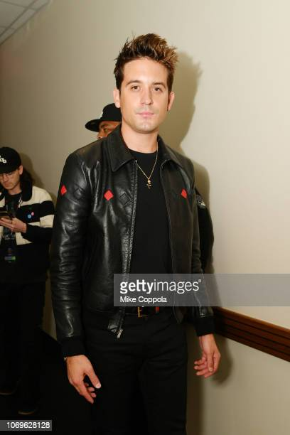 Eazy attends Z100's Jingle Ball 2018 at Madison Square Garden on December 7 2018 in New York City