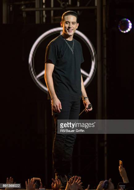 Eazy is seen at 'Jimmy Kimmel Live' on December 12 2017 in Los Angeles California