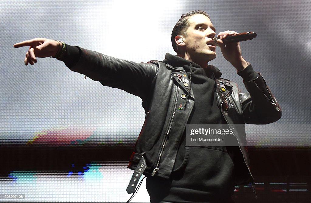 Snowglobe Music Festival : News Photo