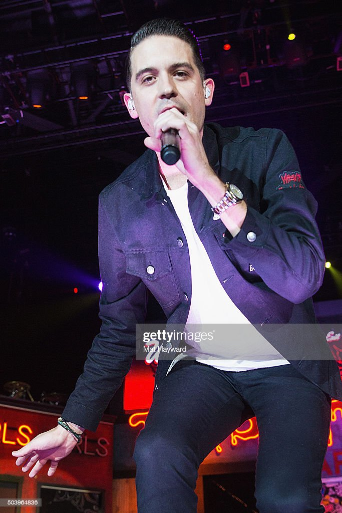 G-Eazy Performs At Wamu Theater