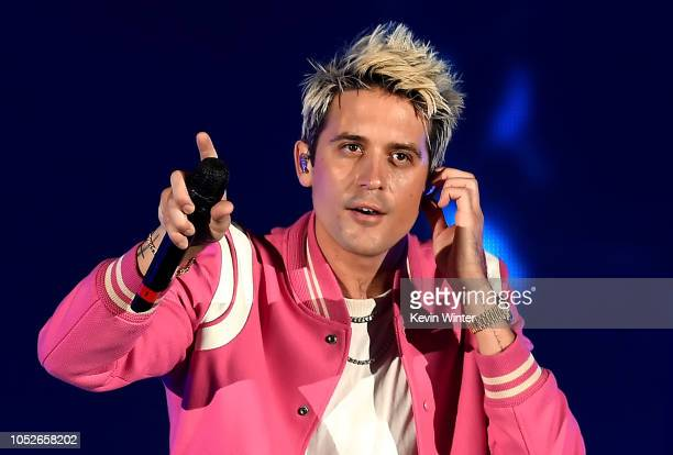 Eazy performs onstage during We Can Survive A Radiocom Event at The Hollywood Bowl on October 20 2018 in Los Angeles California