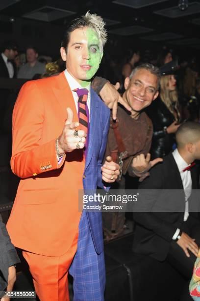 Eazy Stillhouse Spirits Co Partner CoCreative Director and Stillhouse CEO Brad Beckerman attend Stillhouse's Night of the Fallen Halloween Party...