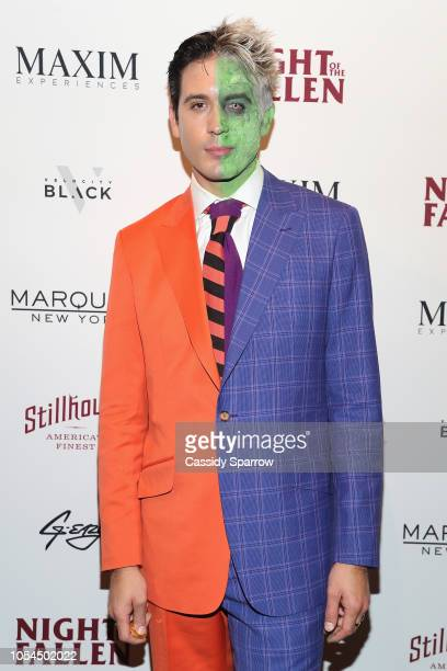 Eazy Stillhouse Spirits Co Partner CoCreative Director attends Stillhouse's Night of the Fallen Halloween Party Presented by Maxim Experiences...