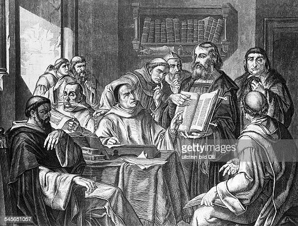 geboren zwischen 1394 u 1399gest 1468Erfinder der Buchdruckkunst der erste Druck