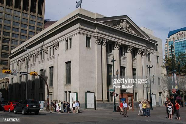 Gebäude, Calgary, Alberta, Kanada, Nordamerika, Reise,