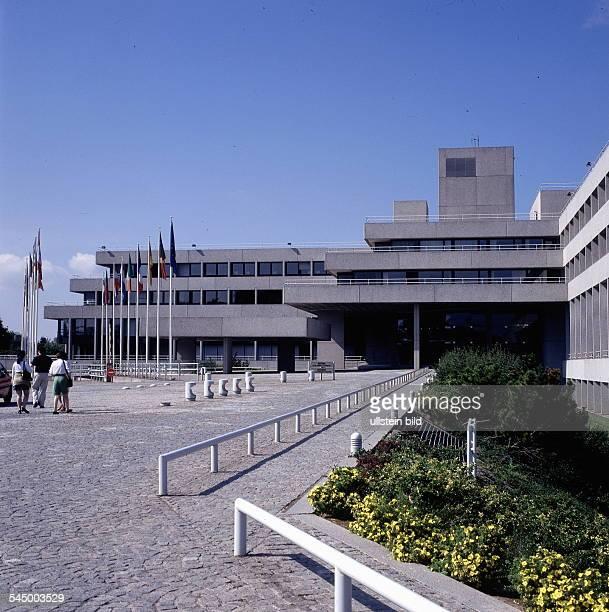 Gebäude der Europäischen Investitionsbank 1998