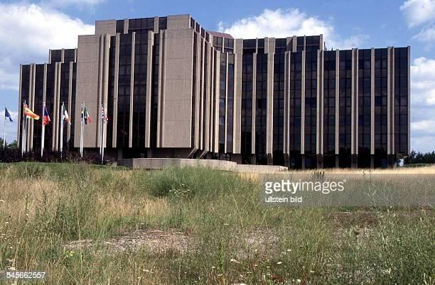 Gebäude des Europäischen Rechnungshofes 1998