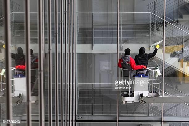 Gebäudereinigung / Fensterputzer