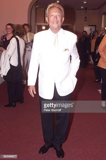 Rolf Eden Playboy bei Geburtstags Gala 80 Geburtstag von Winnie Markus Berliner Hansa Theater