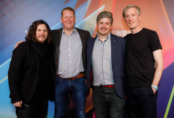 GBR: Ride The Wave UK Premiere - 65th BFI London Film Festival