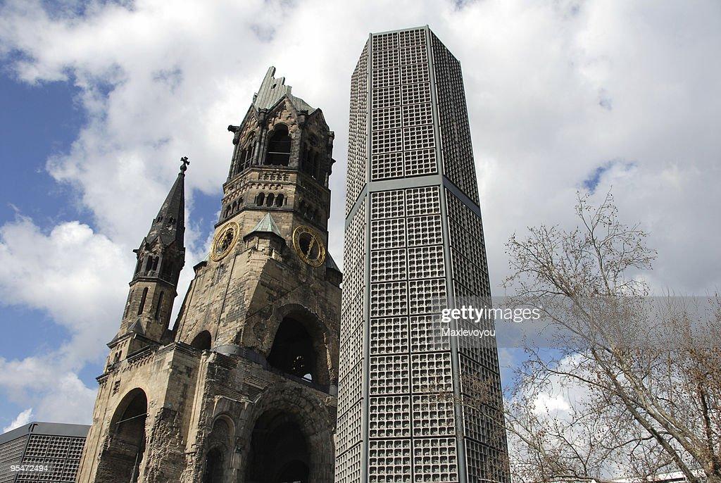 Gedachtnis Kirche : Foto de stock