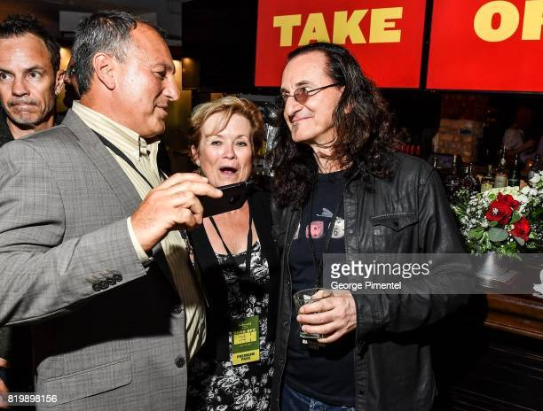Geddy Lee attend the Dave Thomas And The Second City Present 'Take Off EH' An AllStar Benefit after party for Jake Thomas And Spinal Cord Injury...