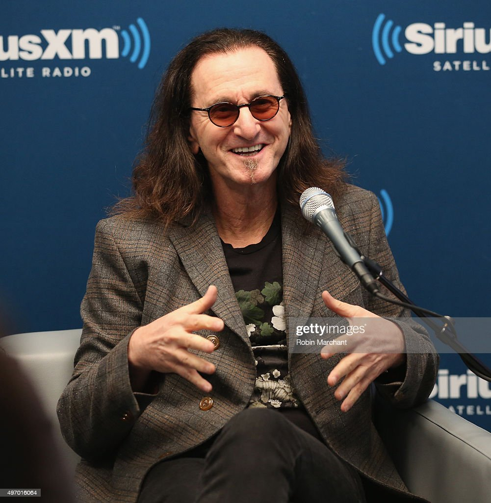 Celebrities Visit SiriusXM Studios - November 13, 2015