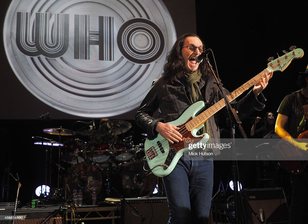 An Evening Of The Who Music In Aid Of Teenage Cancer Trust