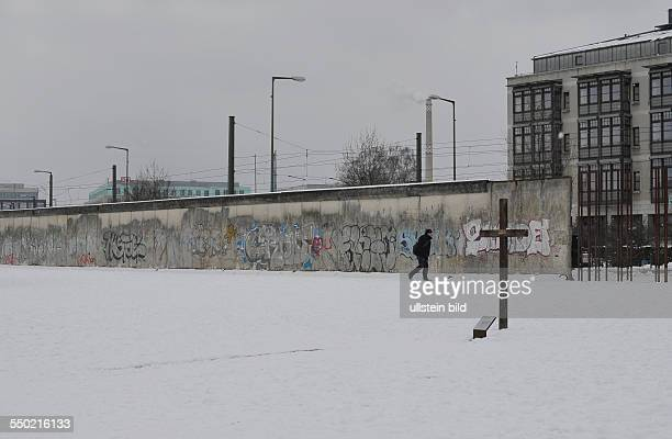Gedenkstätte Berliner Mauer an der Bernauer Strasse in Berlin