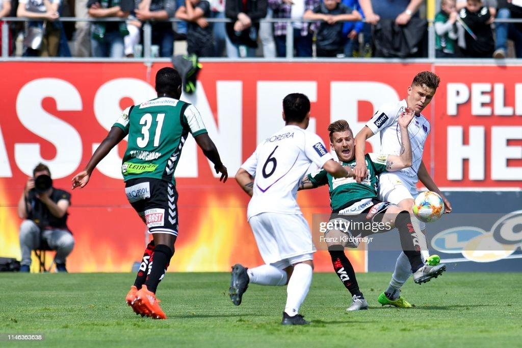 AUT: SV Ried v SK Austria Klagenfurt - 2. Liga