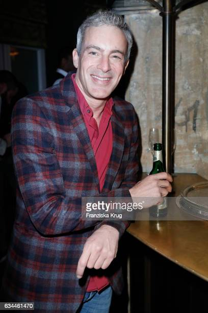 Gedeon Burkhard attends the Bulgari 'Night of the Legend' event during the 67th Berlinale International Film Festival on February 9 2017 in Berlin...