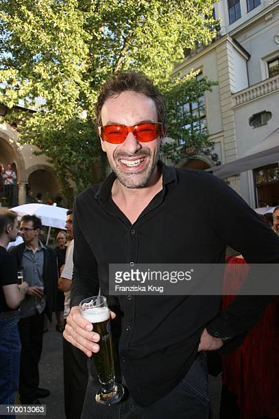 Gedeon Burkhard When receiving Bavaria The Munich Film Festival in Park Bavaria Film in Munich