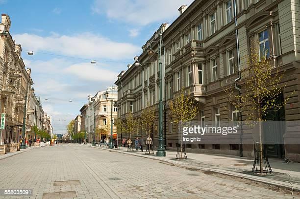Gedimino Prospekt Vilnius Lithuania