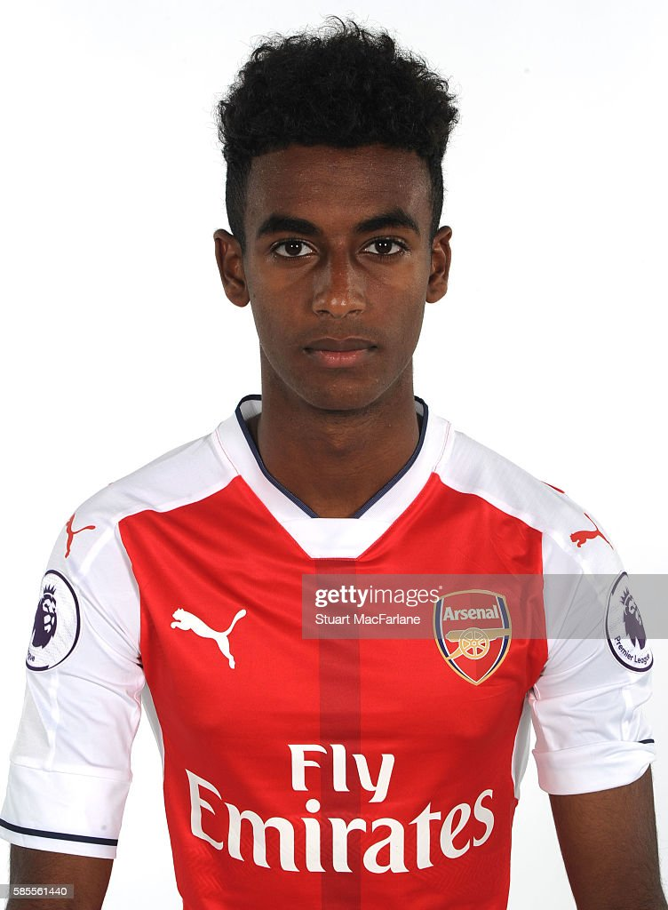 Arsenal 1st Team Photocall