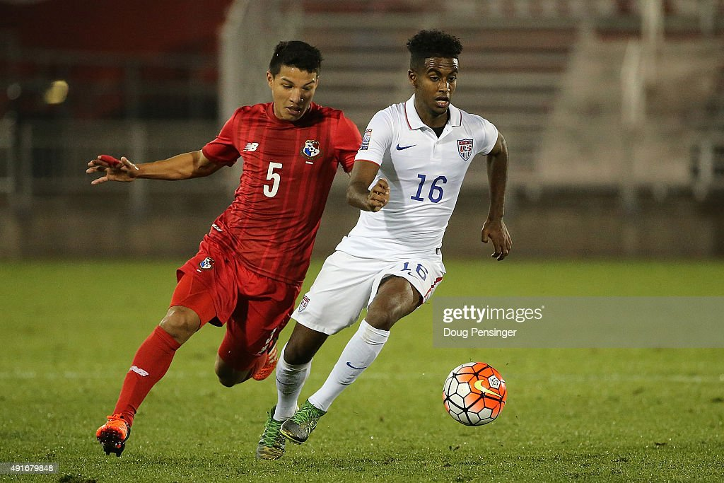 United States v Panama: Group A - 2015 CONCACAF Olympic Qualifying