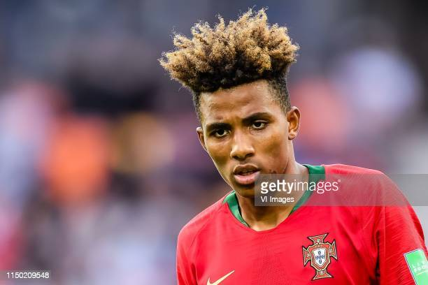 Gedson Fernandes of Portugal U20 during the FIFA U20 World Cup Poland 2019 group F match between Portugal U20 and Argentina U20at BielskoBiala...