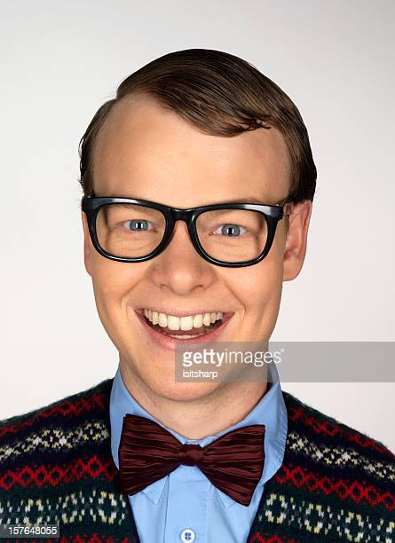 geek - horn rimmed glasses stock pictures, royalty-free photos & images