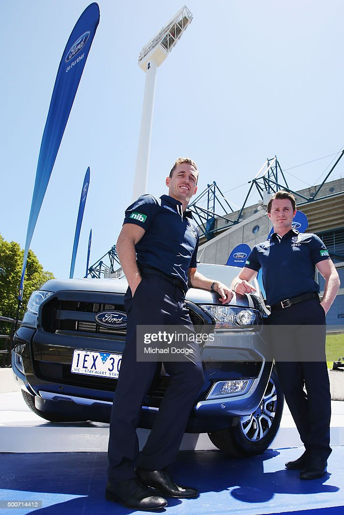 Geelong Cats Media Opportunity : News Photo