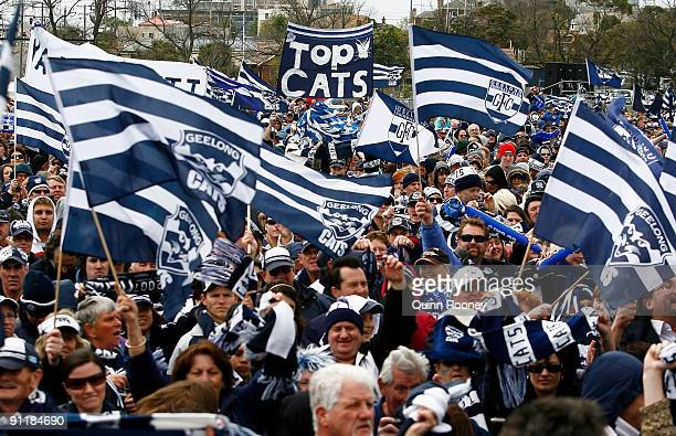 15 Geelong Cats Afl Grand Final Reception Photos And Premium High Res Pictures Getty Images