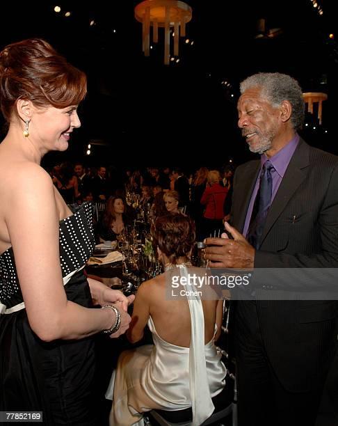 Geena Davis and Morgan Freeman 10612_lc0190jpg