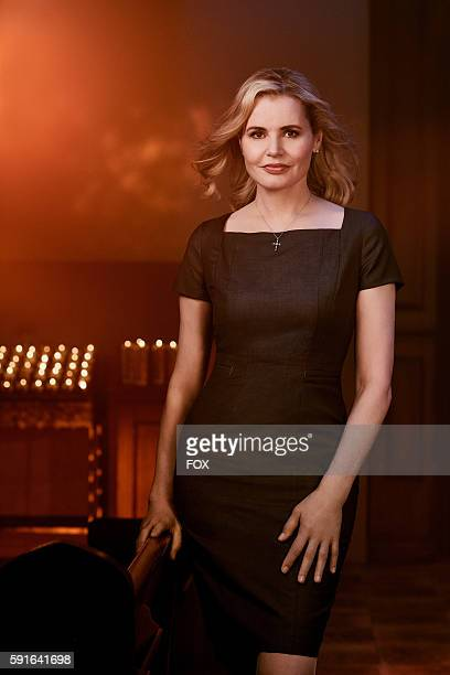 Geena Davis as Angela Rance in THE EXORCIST premiering Friday Sept 23 on FOX