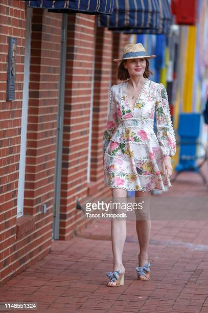 Geena Davis at the 5th Annual Bentonville Film Festival on May 11 2019 in Bentonville Arkansas