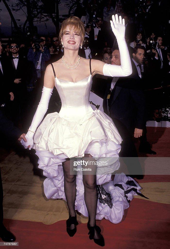64th Annual Academy Awards : News Photo