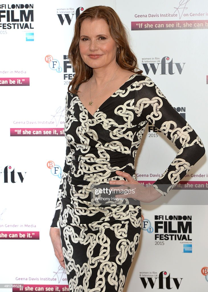 Geena Davis Symposium - BFI London Film Festival