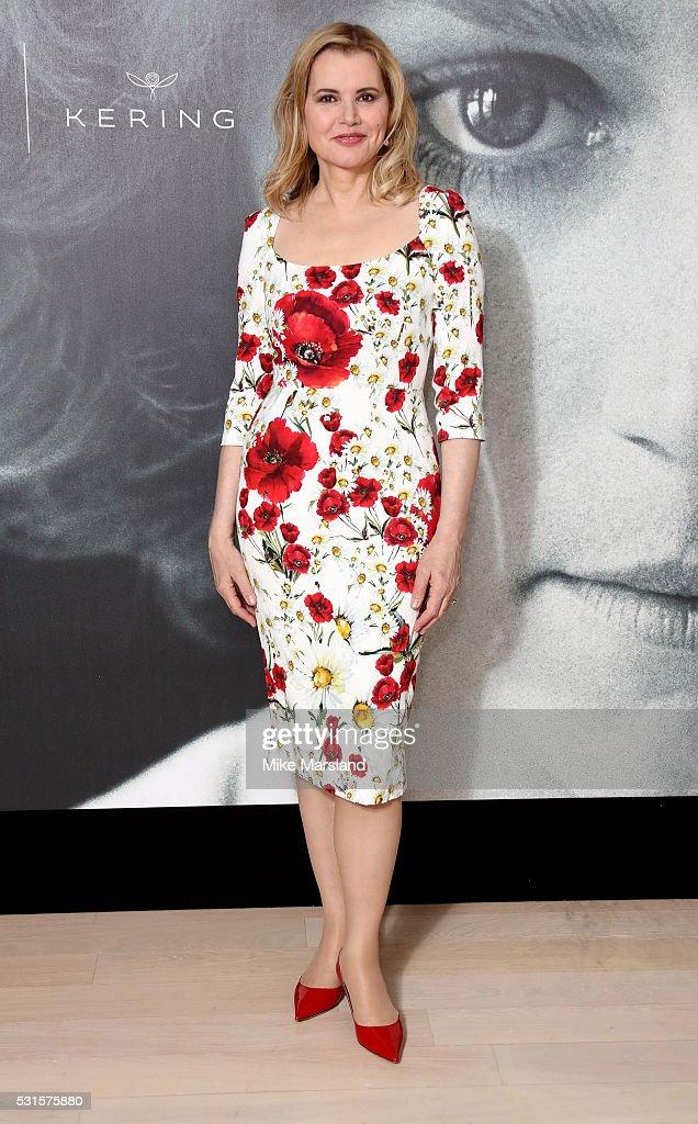Women in Motion: Susan Sarandon, Geena Davis & Madeline Di Nonno - The 69th Annual Cannes Film Festival