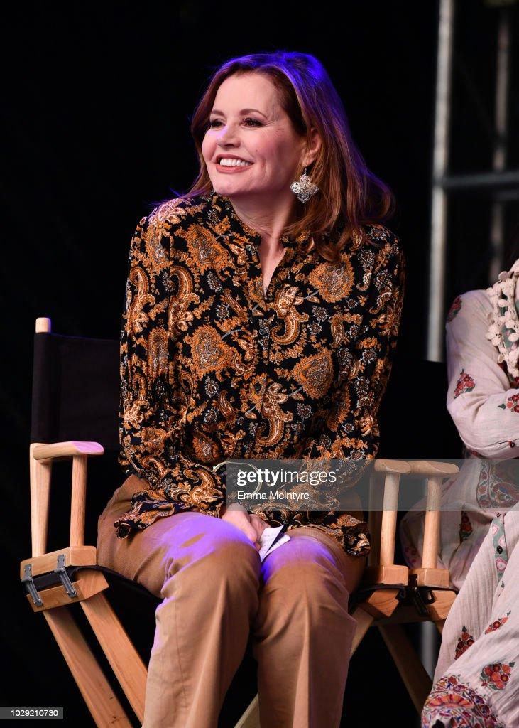 2018 Toronto International Film Festival - Share Her Journey Rally : News Photo