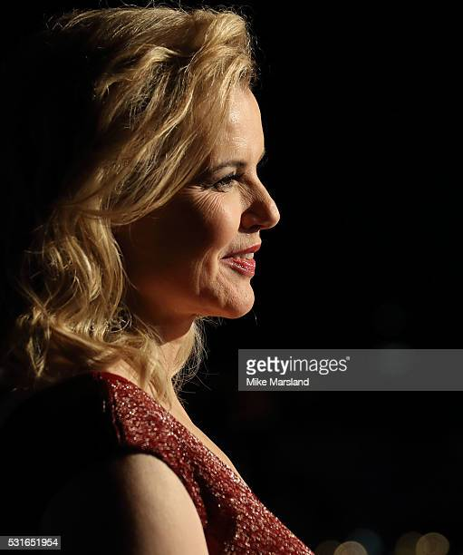 """Geena Davis attends the """"Women in Motion"""" Prize Reception part of The 69th Annual Cannes Film Festival on May 15, 2016 in Cannes, France."""
