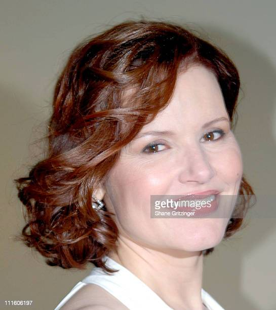 Geena Davis during The White House Projects 2006 EPIC Awards Honoring Geena Davis for Outstanding Efforts to Promote Images of Powerful Women in Pop...