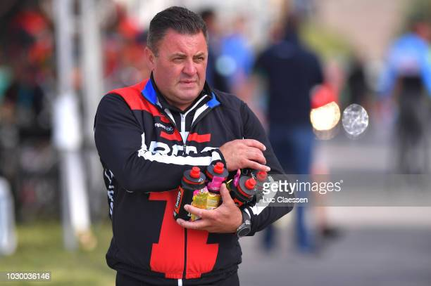 Geert Tiebergyn of Belgium / BMC Racing Team Soigneur / during the 9th Grand Prix Cycliste de Montreal 2018 a 1952km race from Montreal to Montreal...