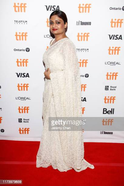 "Geetu Mohandas attends the ""The Elder One"" photo call during the 2019 Toronto International Film Festival at Winter Garden Theatre on September 11,..."